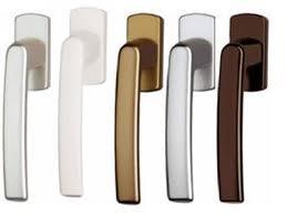 Комплектующие для пластиковых окон - ручки