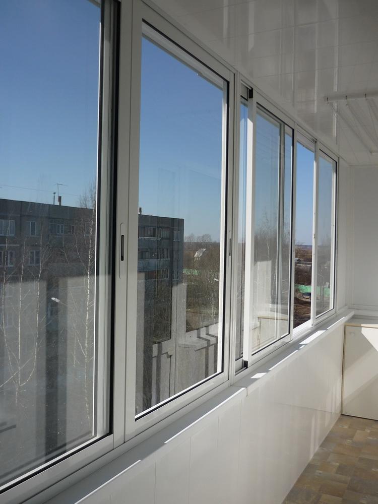 Остекление лоджий, балконов, фрязино, от 2015-04-17 04:41:44.